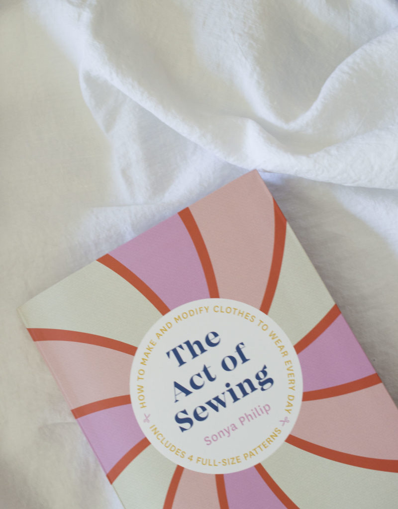 The Act of Sewing book_by Sonya Philips_Review by Melissa Quaal of A HAPPY STITCH_6